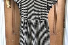 Selling: Chevron Dress Size L