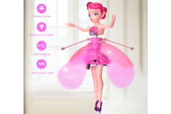 Buy Now: 50 PCS Flying Fairy Princess Dolls Toy  MGame Control Ball Girl