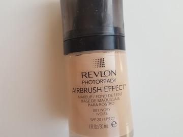 Venta: Revlon PhotoReady Airbrush Tono 001 Ivory