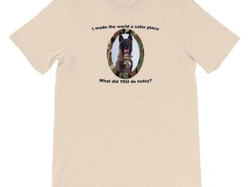 Selling: What Did You Do Today?  - T-shirt for Charity