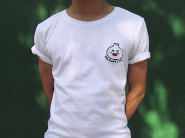 : SMALL BAO – Organic Cotton Unisex T-Shirt