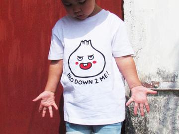 : BIG BAO – Organic Cotton Kids T-Shirt