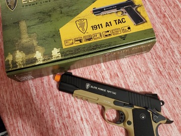 Selling: Elite Force 1911 A1 TAC