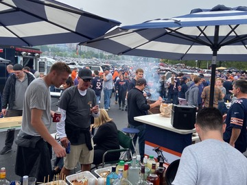 Paid Events: Lions AT BEARS 11/10/19