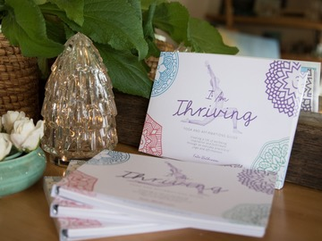 Products: I Am Thriving - Yoga & Affirmations Guide