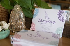 Products: I Am Thriving Yoga & Affirmations Guide