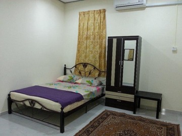 For rent: Fully Furnished at Section 17, Petaling Jaya with High Speed WIFI