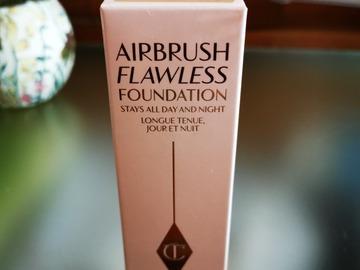 Venta: Airbrush flawless foundation charlotte tilbury tono 5.5 neutral