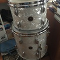 "Wanted/Looking For/Trade: Wanted 20"" Gretsch Round Badge White Marine Pearl BD"