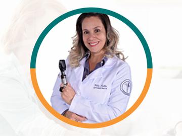 Consulta no consultório: Exame de Vista com o Optometrista