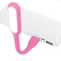 Buy Now: IESSENTIALS Power Bank USB LED Lamp (Pink)