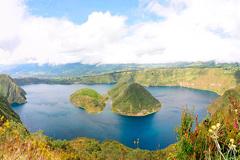 Réserver (avec paiement en ligne): Voyage ascensions des Volcans - Equateur