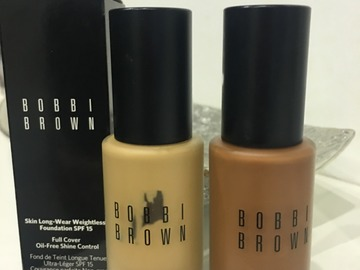 Venta: BOBBI BROWN. Skin Long- Wear Weightless Full cover