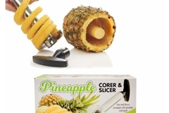 Buy Now: Pineapple Slicer & Corer By Cobble Creek Stainless Steel Blade Fr