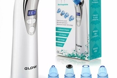 Buy Now: Glow Blackhead Remover Vacuum Pore Cleaner