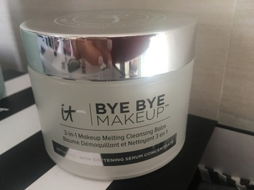 Venta: IT Cosmetics Bye Bye Makeup. Bálsamo desmaquillante