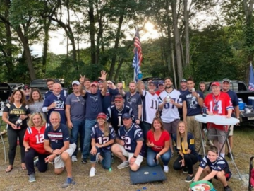 Paid Events: Parking Lot Chef Tailgate Patriots vs Cowboys