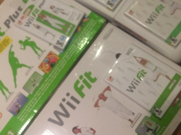 Buy Now: WiiFit & WiiFit Plus With Games