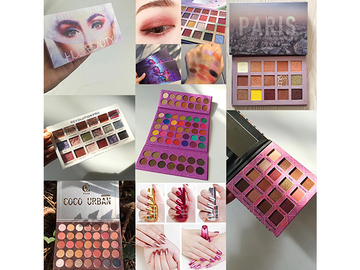 Buy Now: 80 Pieces  new eye shadow and nail polish