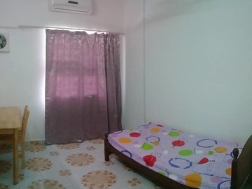 For rent: Non-Smoking Unit at Section 17, Subang Jaya with High Speed WIFI
