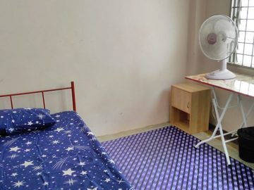 For rent: Room To Let at SS20, Damansara Kim with High Speed WIFI