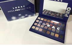 Buy Now: 2 Lorac Mega Pro 2 Eyeshadow Palette Authentic HTF Limited Editio