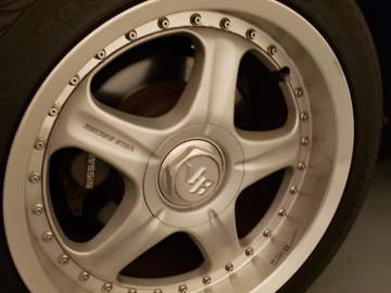 Selling: Volk Racing AV 17x9