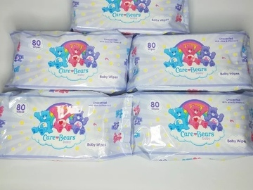 Buy Now: CAREBEARS BABY WIPES 80CT FRESH BABY SCENT