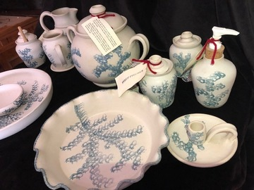 Buy Now: Vermont Pottery Lot 10 piece