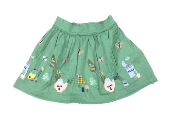 Selling with online payment: Tu girls skirt, age 2-3 Yrs