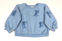 Selling with online payment: Zara blue jumper, age 2-3 Yrs