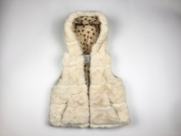 Selling with online payment: Zara hoodie body warmer, age 6-9 Mths
