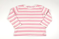 Selling with online payment: Striped Zara top, age 3-4 Yrs