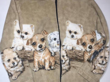 Selling: ZooFleece Beige Dogs Puppies Gift Sweater Pet Animal Jacket