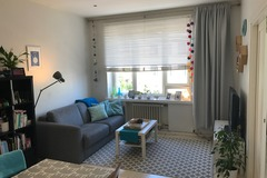 Renting out: Sub-renting furnished apartment Jan-March 2020 in Helsinki Center