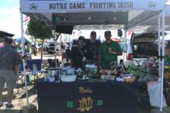 Paid Events: Notre Dame vs. Boston College