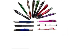 Buy Now: 30 Lbs Of Assorted Misprint Plastic Pens – Approximately 1,000 Pe