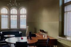 Renting out: Vuokrataan 2 tilavaa työhuonetta Tulli- ja pakkahuoneella