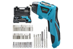 Buy Now: 10* Multifunctional Blue 4.8V Charging Electric Screw Batch Hand