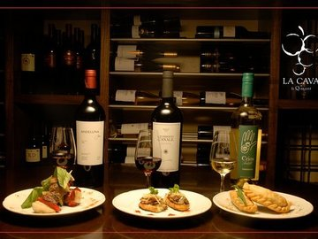Offering with online payment: Buenos Aires by night + Wine Tasting