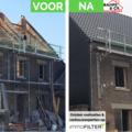 Click voor info: [REALISATIE] Dakwerken Bamps & co | Dak met gevelbekleding