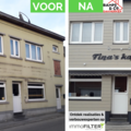 Click voor info: [REALISATIE] Dakwerken Bamps & Co | Renovatie met gevelkleding