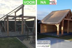 Click voor info: [REALISATIE] Dakwerken Bamps & Co | Bijgebouw