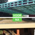 Click voor info: [REALISATIE] Dakwerken Bamps & Co | Plat dak en overkapping
