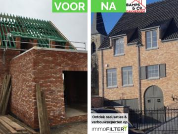 Click voor info: [REALISATIE] Dakwerken Bamps & Co | Nieuwbouw dak
