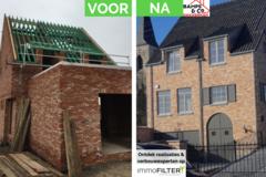 .: [REALISATIE] Dakwerken Bamps & Co | Nieuwbouw dak