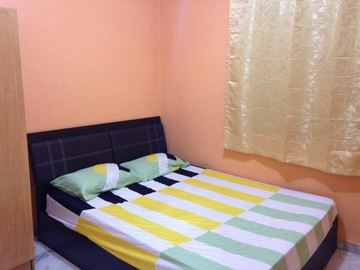 For rent: Complete Facilities at Putra Heights with High Speed Wi-Fi !!