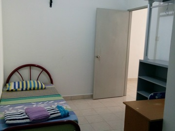 For rent: HURRY, Call !! Room at SS20 @ Damansara Kim with WIFI