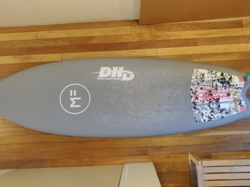 """For Rent: MF SOFTBOARDS DHD Twin 5'4"""""""