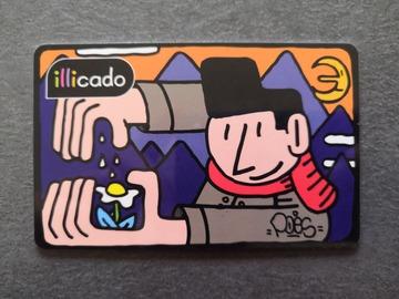 Vente: Carte illicado (40€)